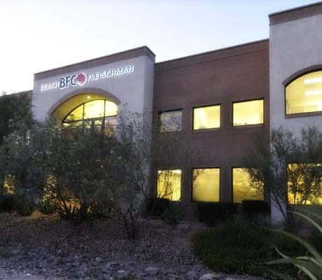 photo of building at Tucson, AZ location