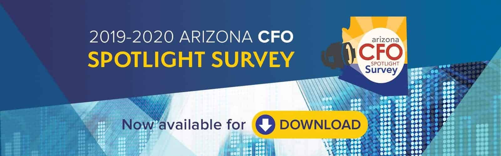 2019-2020 Arizona CFO Spotlight Survey