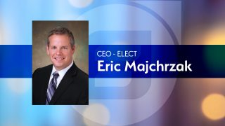 Eric Majchrzak named CEO-Elect