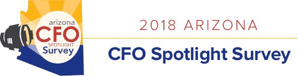 2018 Arizona CFO Spotlight Survey logo
