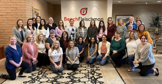 """BeachFleischman Named a """"Best CPA Firm for Women"""" and a """"Best CPA Firm in Equity Leadership for Women"""" by the 2021 Accounting MOVE Project"""